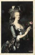 Marie Antoinette à La Rose ( Mme Vigée Lebrun) RV - Paintings