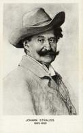 JOHANN STRAUS  1825 1899 RV - Chanteurs & Musiciens