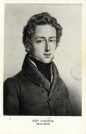 FR CHOPIN 1810 1849 RV - Chanteurs & Musiciens