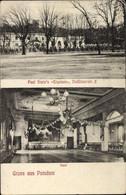 CPA Potsdam In Brandenburg, Elysium, Nedlitzerstraße 2, Außenansicht, Saal - Otros