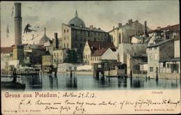 CPA Potsdam In Brandenburg, Altstadt - Otros