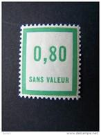 FICTIFS NEUF ** N°F 48 SANS CHARNIERE (FICTIF F48) - Phantomausgaben