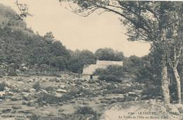 Faouët (56 - Morbihan) La Vallée De L'Elle Au Moulin Blanc - édit Villard N° 2719 Circulée 1912 - Faouët