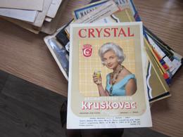 Crystal Aromatizovani Liker Kruskovac Orystal Likeri - Ohne Zuordnung