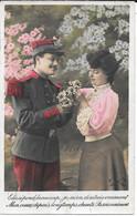 Cpa Soldat  Louis Chabeau Du 93 è R.I La Roche Sur Yon (1909). - Régiments