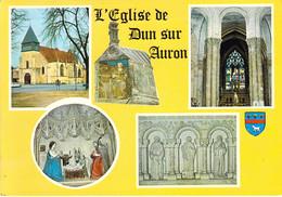18 - Dun Sur Auron - L'Eglise - Multivues - Other Municipalities