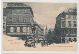 Wien  -----------  Taborstraße , Klieder Magazin  Leopold  PATER - Other