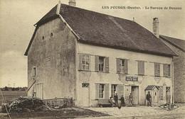 Les Fourgs Le Bureau De Douane éd Gresset (reprise Par CLB Dos Vert) - Other Municipalities