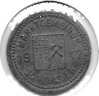 *notgeld  Sonthofen  5 Pfennig 1917 Zn 12642.1 - Other