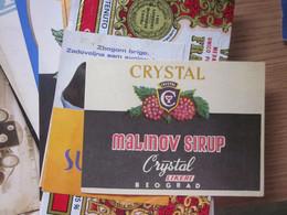 Crystal Malinov Sirup Likeri Beograd - Ohne Zuordnung