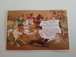 CHROMO LIEBIG - CHAMPENOIS - LE BIEN ALLER- Thème De La Chasse à Courre - Liebig