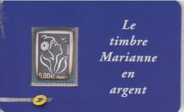 France De 2006 Timbre Argent YT AA95 (3925) Neuf - Collectors