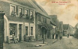 Feldpost AK Gruss Aus Everswinkel Bergstraße, Geschäft Kupferschmiede Vrees - Zonder Classificatie