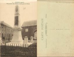 NB - [507361]B/TB//-France  - (62) Pas De Calais, Avion, Monument Des Enfants Morts Pour La Patrie, Monuments Aux Morts - Avion