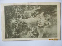 Frauen Künstlerkarte Hans Zatzka, Amors Irrlichter 1909 (15714) - 1900-1949