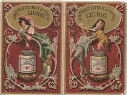 LIEBIG  {:* S_0093 : '(Garçons Et Filles D/l V. Allemagne) C 2/6  EP FR - Liebig