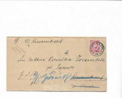 Brief Aus Cosel Nach Lohnau ( Heute Polen ) 1884 - Covers & Documents