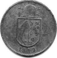 *notgeld Immenstadt  10 Pfennig 1919 Zn   227.3 - Other