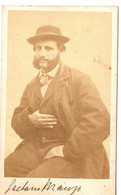 ITALIE . PERSONNAGE . STEPHANO MAUZO - Old (before 1900)