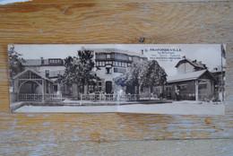 5019/PROFONDEVILLE-La Rhétorique-Hôtel/Taverne/Restaurant-Jules JADOUL-GREGOIRE-  Tél:50 (2cartes) - Profondeville