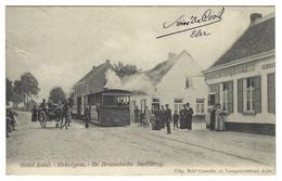 Z06 - Hekelgem - De Brusselsche Steenweg - Tram Lijn Aalst - Asse - Brussel - Paard En Kar - Herberg Het Zandtapijt - Affligem
