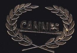 71335-Pin's -festival De Cannes.Cinéma. - Cinema