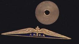 71331-ancien Pin's à Vis-ANRA.aviation.militaire.croix De Lorraine. - Aerei