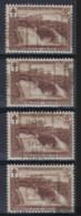 Nr. 293 Voorafgestempeld Nr. 5218 A + B + C + D HUY  1929  HOEI  in Goede Staat , Zie Ook Scan ! - Roller Precancels 1920-29
