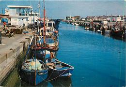 14 - Courseulles Sur Mer - Le Port De Pêche - Bateaux - Flamme Postale De Courseulles Sur Mer - CPM - Voir Scans Recto-V - Courseulles-sur-Mer