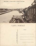 [512666]B/TB//-France  - (93) Seine Saint Denis, Bondy, Le Canal De L'Ourcq, Vue Prise Du Pont Pasteur,Ponts, Bateaux - Bondy