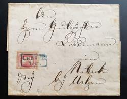 Hannover, Brief Mi 14 LEHRTE Gelaufen UELZEN - Hanover