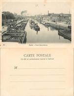[510664]B/TB//-France  - (75) Paris, Canal Saint-Martin, Bateaux - Other