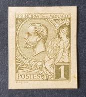 Monaco - Timbre(s) Non Dentelé (reproduction?) Nsg(*) - TB - 1 Scan(s) - D0124 - Unused Stamps