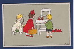 CPA Baumgarten F. Enfant Non Circulé  Meissner Buch Ours En Peluche - Other Illustrators