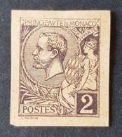 Monaco - Timbre(s) Non Dentelé (reproduction?) Nsg(*) - TB - 1 Scan(s) - D0125 - Unused Stamps