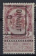 Wapenschild Nr. 55 Voorafgestempeld Nr. 814 B  DINANT  06 , Staat Zie Scan ! Inzet Aan 10 € ! - Roller Precancels 1900-09