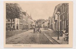 AK Um 1910 Hochstraße Belebt Heinsberg Erkelenz Mönchengladbach Jülich Aachen - Heinsberg