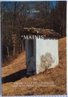 1985 MAINIS SAGGIO SULLA PIETÀ POPOLARE NELL'ALTO FRIULI E NELLA CARNIA / Venzone GemonaTrasghis Lusevera Arta Ravasclet - Religione