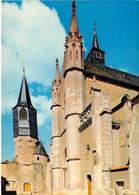 45 - Châtillon Coligny - L'Eglise Et Son Clocher Séparé - Chatillon Coligny