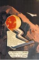 France Postcard 1968 Grenoble Olympic Games - Mint (G132-37) - Hiver 1968: Grenoble