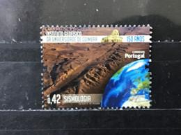 Portugal - 150 Jaar Seismologisch Onderzoek (0.42) 2014 - Used Stamps
