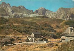 64 - Pyrénées Atlantiques - Le Col Du Somport - Frontière Espagnole - Borne - Carte Collection D'Art Pyrénéen - CPM - Vo - Col Du Somport