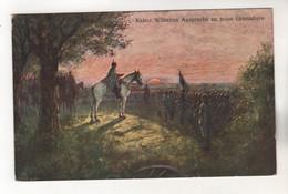 +4416, WK I, Kaiser Wilhelm II - Guerre 1914-18