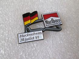 PIN'S   FORMULE 1   MARLBORO  WORLD CHAMPIONSHIP TEAM  GRAND PRIX  HOCKENHEIM 1991 - F1