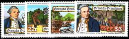 Grenada Grenadines 1978 Discovery Of Hawaii Unmounted Mint. - Grenada (1974-...)
