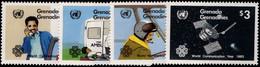 Grenada Grenadines 1983 World Communications Year Unmounted Mint. - Grenada (1974-...)