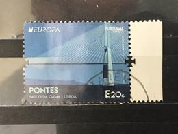 Portugal - Europa, Bruggen 2018 - Used Stamps