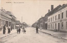 02-Hirson Rue De Charleville - Hirson