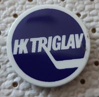 Ice Hockey Club HK Triglav Kranj Slovenia Pin - Sport Invernali