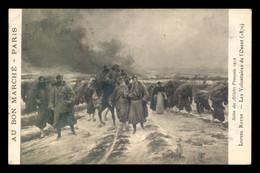 GUERRE DE 1870 - LES VOLONTAIRES DE L'OUEST TABLEAU DE LIONEL ROYER - Other Wars